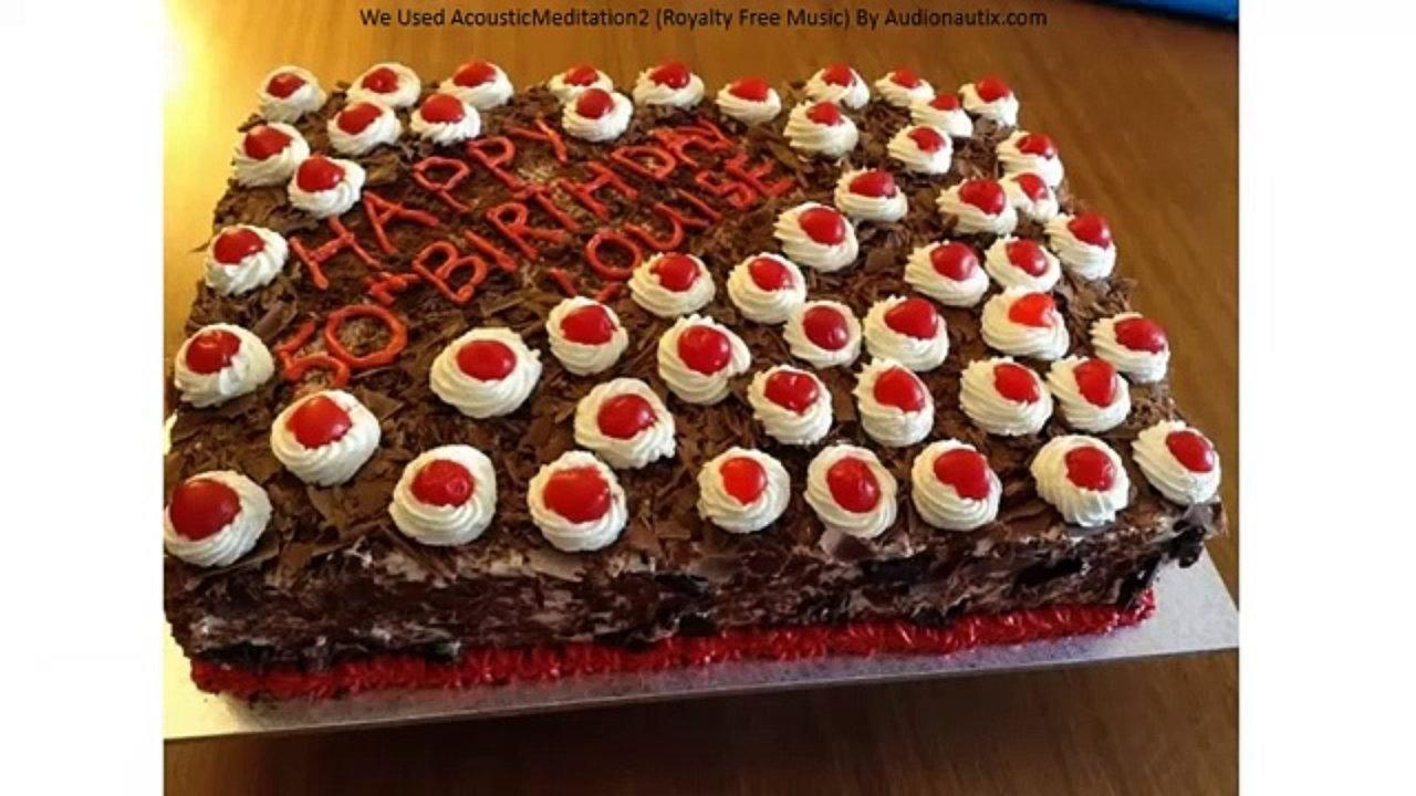 Black Forest Cake Recipe Beautiful Cakes